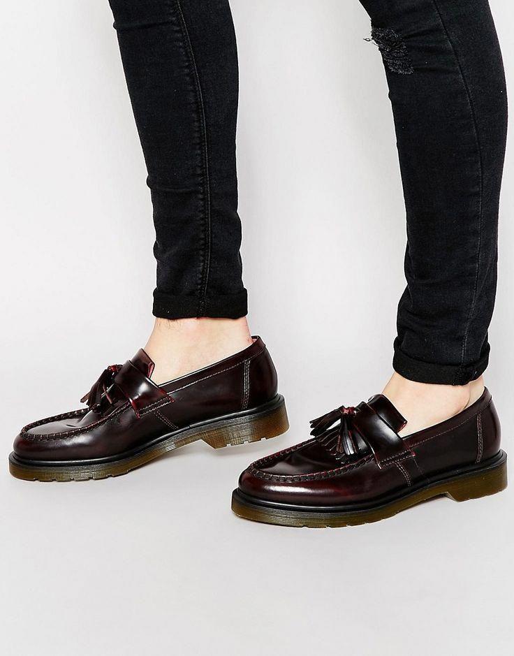 Tendance Chaussures 2017 2018 Dr Martens Adrian Tassel Loafers Docmartensoutfit Doc Martens Boots Doc Martens Dr Martens Boots