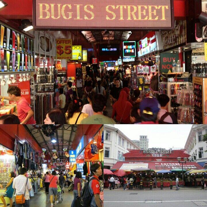 Bugis street,  kalo dijakarta ada mangga dua kalo disingapore ada bugis street.. disini tempat belanja yang sangat murah. . bagi yang ingin membeli oleh oleh disini tempatnya.. #SGTravelBuddy http://www.mint.web.id/2013/03/tempat-wisata-di-singapore.html?m=1