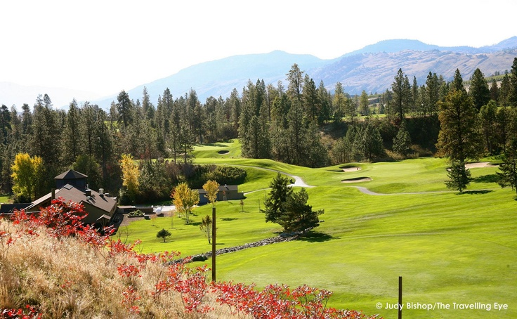 Fairview Mt. Golf Course, Oliver, BC: Wine Capital of Canada