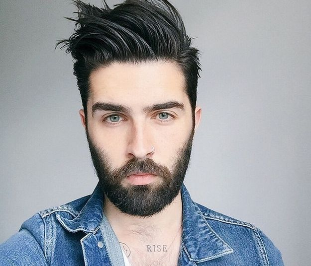 17 best images about hombre on pinterest best hairstyles for Tipos de corte de barba