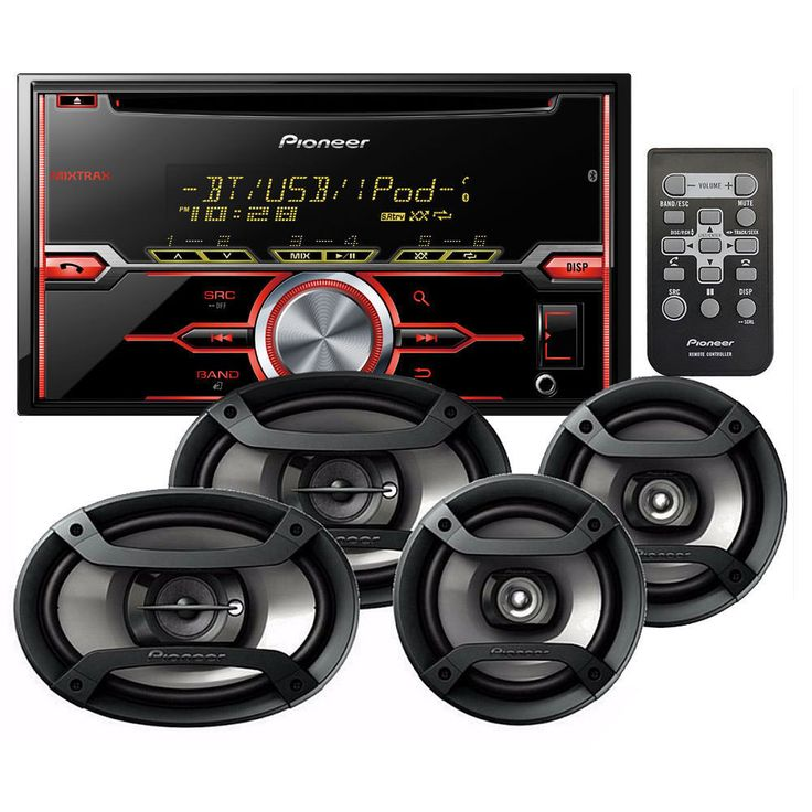 BRAND NEW Pioneer FXT-X7269BT FH-X720BT CD Player Receiver Pioneer FXT-X7269BT Audio PackagePioneer FH-X720BT Double DIN StereoCEA-2006 compliant ampl... #with #bluetooth #receiver #radio #pioneer #stereo #brand