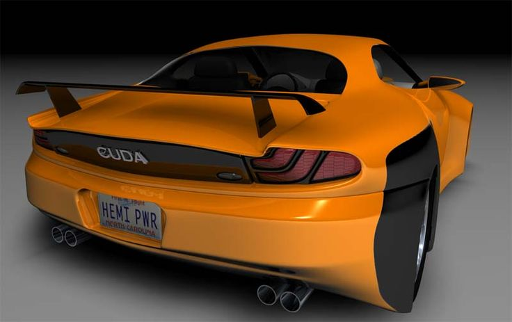 "2017 Dodge Barracuda >> Newcarreleasedates.com NEW ""2017 Hemi Cuda Concept ..."