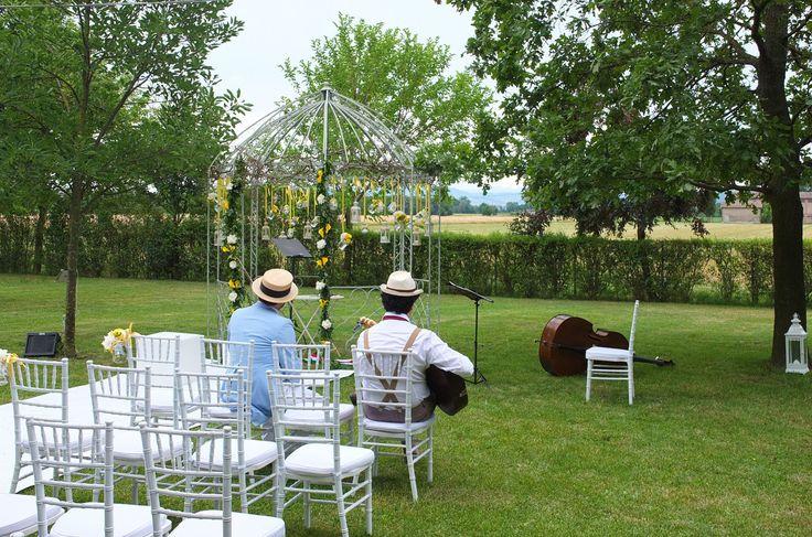 Corte Dei Paduli - Wedding Location - Giardino