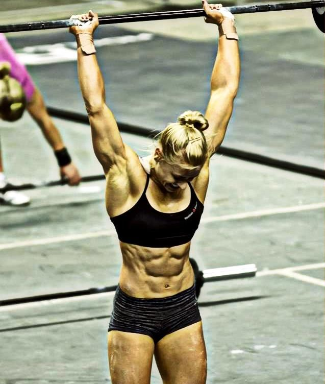 CrossFit is for bad-ass chicks!  http://factumutah.com/crossfit
