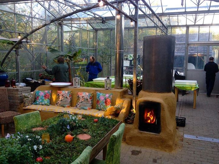 Backyard Greenhouse Heater : 1000+ ideas about Rocket Heater on Pinterest  Rocket Mass Heater