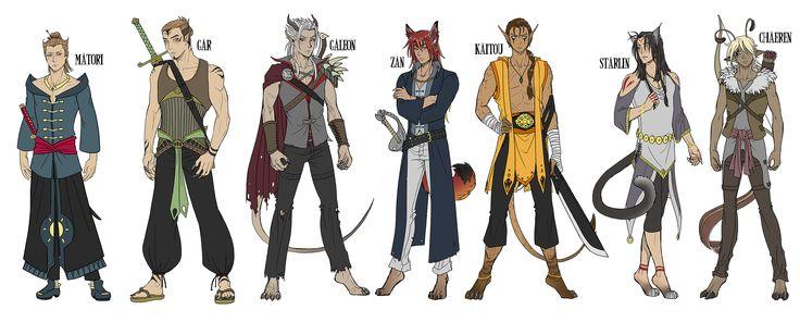 original characters, kemonomimi, anthropomorphism, anthropomorph, anthro, character sheet