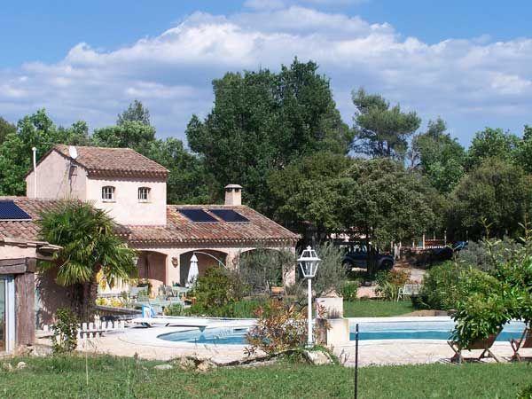 Chambres d'hotes, le Domaine de la Garrigue, 83670 Tavernes (VAR)