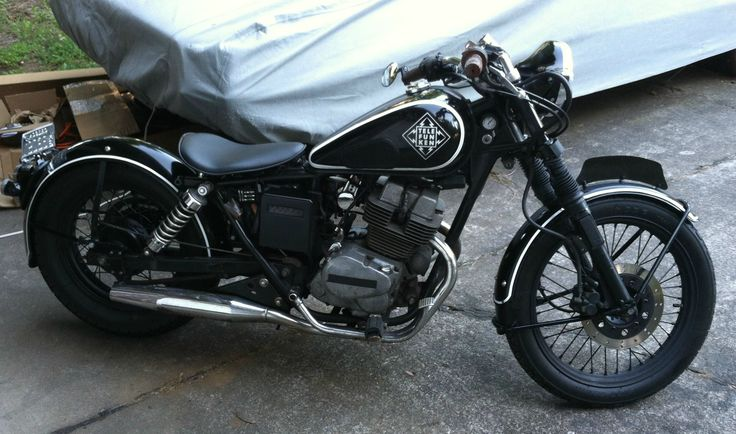 chopcult – Rebel 250 Chops lets see them – Page 7