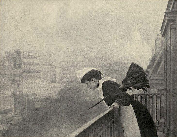 Puyo Constant - Montmartre, Paris, 1906