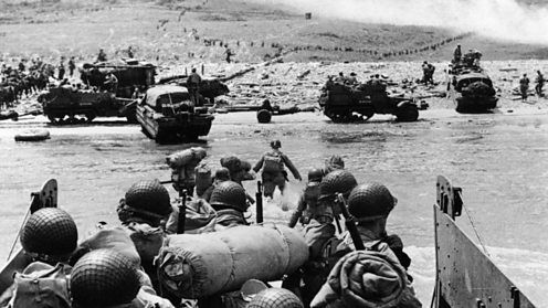 D-Day timeline: The beginning of the end of WW2