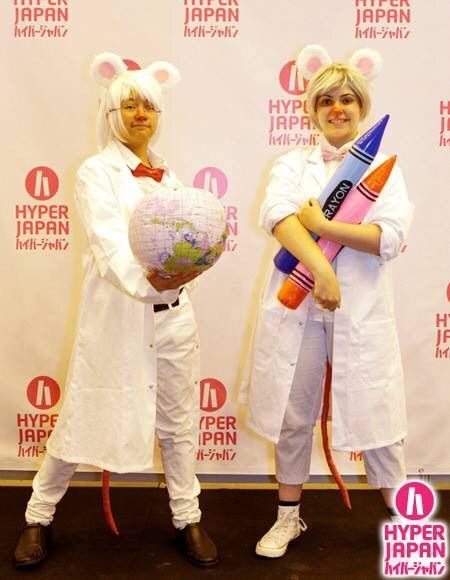 Image Result For Pinky And The Brain Cosplay Cosplay Ideas