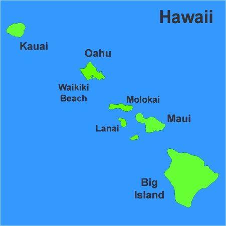 Hawaii, Maui, Molokai, Lanai, Kauai.  The Hawaiian islands.  For a consulting appointment contact the Hawaiian Specialists at Travel to Maui. http://www.traveltomaui.net
