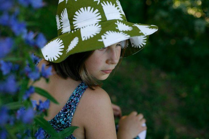 Green Hedgehog Hat   Weecos