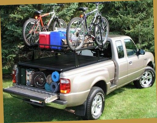 Best 25+ Truck bed bike rack ideas only on Pinterest | Pvc bike racks, Bike racks for trucks and ...