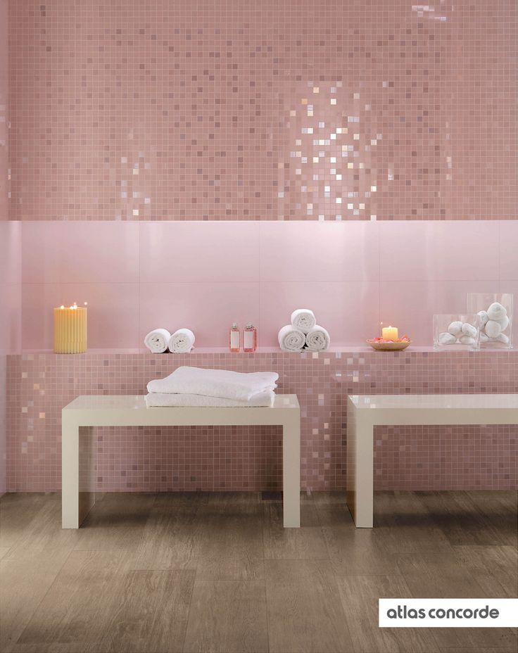 #ADORE rose and moon | #AtlasConcorde | #Tiles | #Ceramic