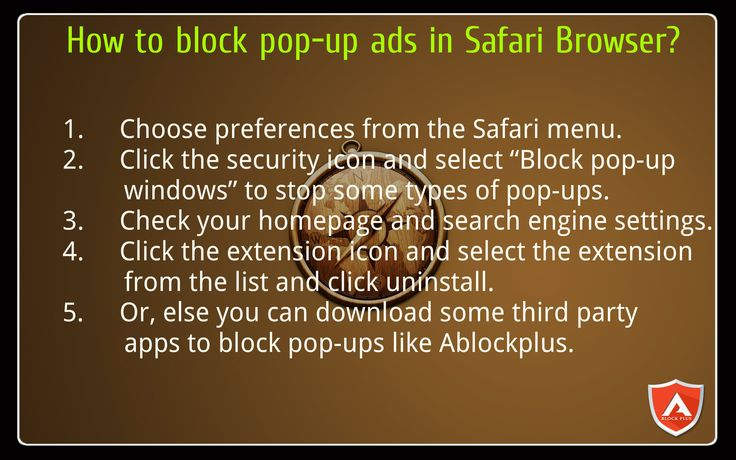 Ablock Plus lets you block ablock annoying ads, disable tracking and block domains known to spread malware and other things you may not want in your browser. Available for Chrome & Safari browsers.