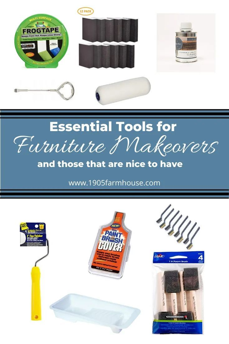 The Best 10 Tools For Furniture Makeovers In 2020 Furniture