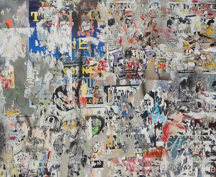 asha zero untitled acrylic on board 100 x 120 cm 2015  http://nakidmagazine.com/2015/08/11/113753/ #ashazero #capetownartfair #smacartgallery #painting