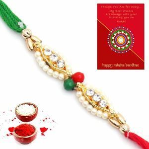 Salebhai has changed the way you shop by offering a wide collection of designer rakhi and rakhi gifts online for sisters, brothers, bhabhi, kids etc. buy rakhi online at lowest prices in India on salebhai.com.