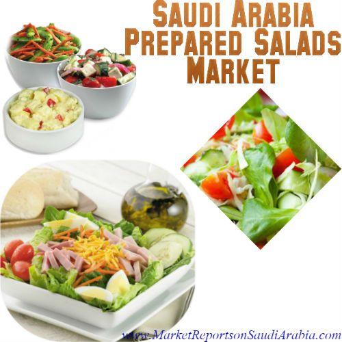 #PreparedSalads Savory & #DeliFoods Market in #SaudiArabia