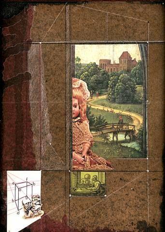 Joseph Cornell, Untitled (1960's)