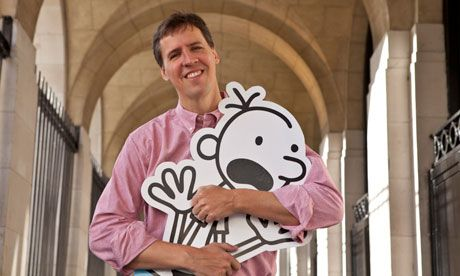 Jeff Kinney: 'I didn't think I was writing Wimpy Kid for kids' – interview