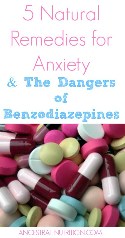 Xanax and other short-acting anti-anxiety medications are SO DANGEROUS!! Don't take them - ever.