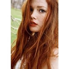 Bilderesultat for red hair weheartit