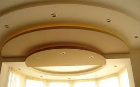 Резултат с изображение за овални форми от гипсокартон