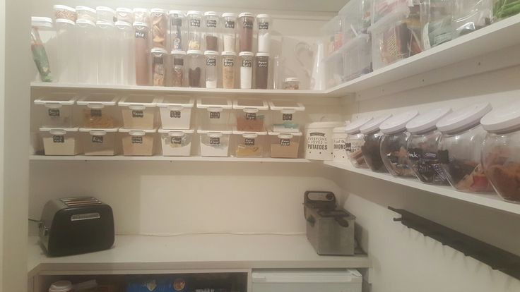 #ikea #canisters #oxopop #organised