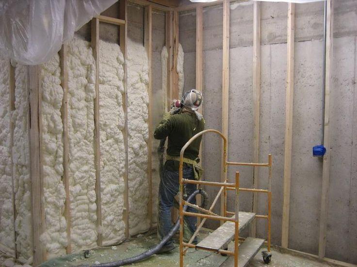 Residential DIY Foam Insulation