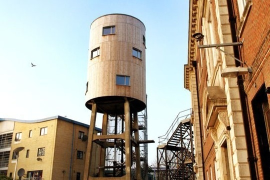 london water tower