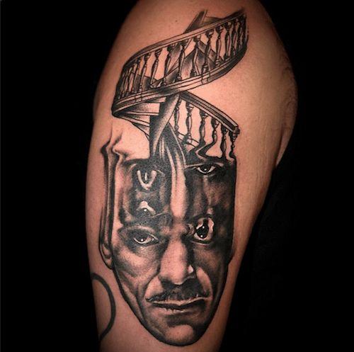 Tattoo Style Guide | Inked Magazine - Surrealism