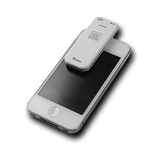 Voice Activated Mobile Phone Call Recorder 4GB  Smallest Smartphone Conversation Recording Device  Clear Audio  Rechargeable Personal Dictaphone  Best for iPhoneAndroid  Free Security eBook *** You can find out more details at the link of the image.