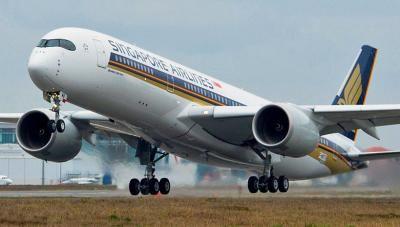 Singapore Airlines recupera sus vuelos directos de Barcelona a Singapur