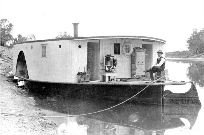 Murray River Paddlesteamers : Photo Gallery
