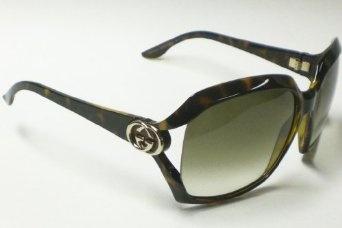 Gucci glasses.