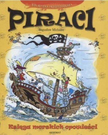 Rymowana opowieść o piratach, dzięki której przeniesiesz się myślami na pokład pirackiego statku, zaprzyjaźnisz z bohaterami i będziesz uczestniczyć w ich czasami niebezpiecznych, czasami zabawnych korsarskich przygodach.