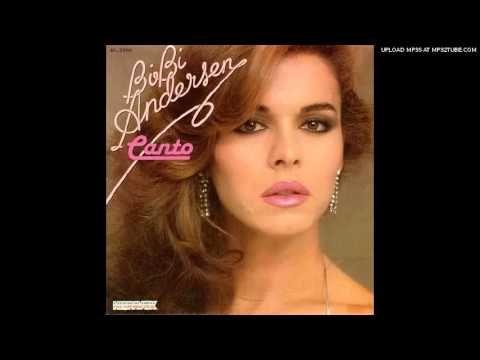 ♥Bibi Andersen♥canto 1982♥ ♥Asuncion Peña♥