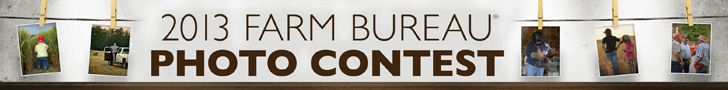 Enter the 2013 Farm Bureau Photo Contest!