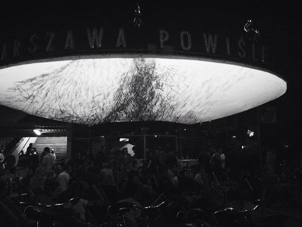 5th Anniversary of Warszawa Powiśle by Tomasz Gawroński, via Behance