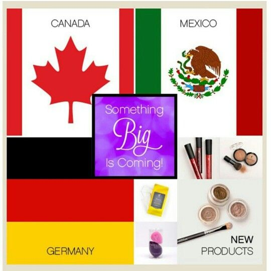 2 new countries.  6 new products. Ask me!