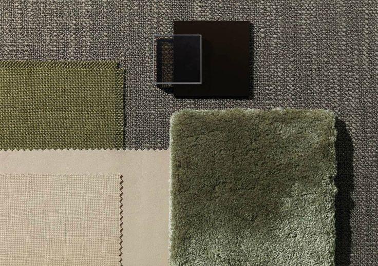 usa per grigio divani  verde per cuscini sopra divano e 2 poltroncine