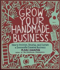 grow your handmade business (storey publishing)