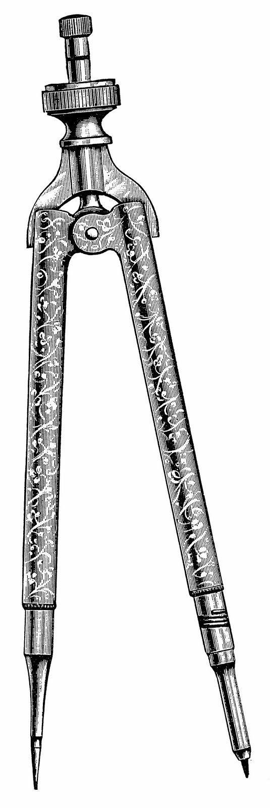 Sisters' Warehouse: Illustrazioni in Bianco e Nero - Gli Strumenti dell'Artista - Black and White Illustrations - Artist's Tools