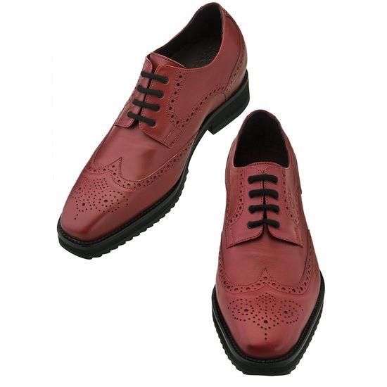 """Per un look originale ed esclusivo scegli le scarpe con rialzo """"Córdoba"""", ti regalano fino a 8 centimetri in più!  http://www.guidomaggi.it/estate-14/cordoba-detail#.U1kFhlV_uSo"""
