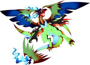 Pokemon 14019 Shiny Sceptizard X Pokedex: Evolution, Moves ...