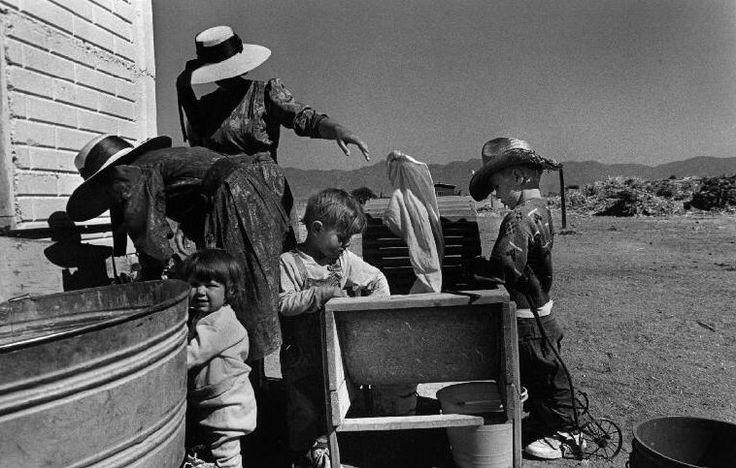 Larry Towell Mennonites Magnum Photos