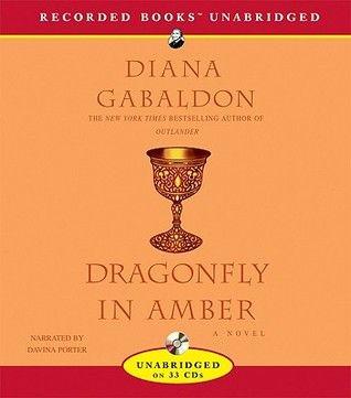 DianaGabaldon.com | Dragonfly in Amber
