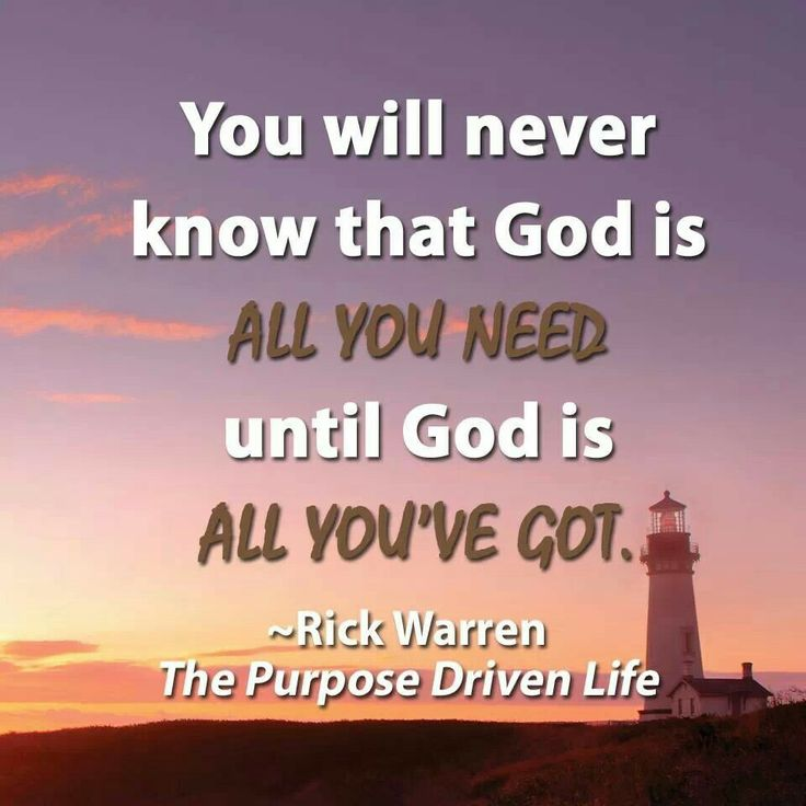 Purpose Driven Life Quotes Fair 24 Best Purpose Driven Life Images On Pinterest  Rick Warren